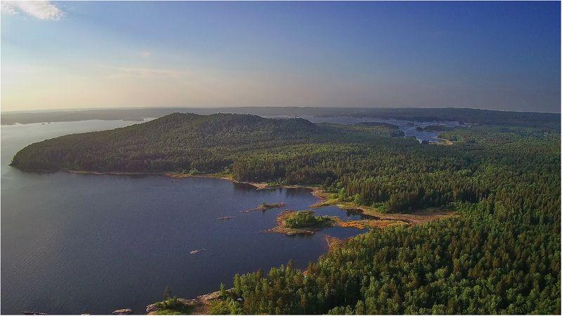 озеро аргази. южный урал. Рыбные места...photo preview
