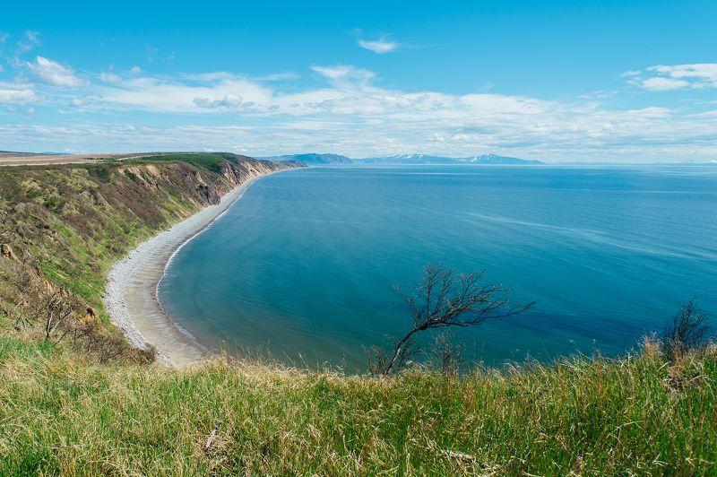 Север, море, лето, простор, природа, пейзаж Просторphoto preview