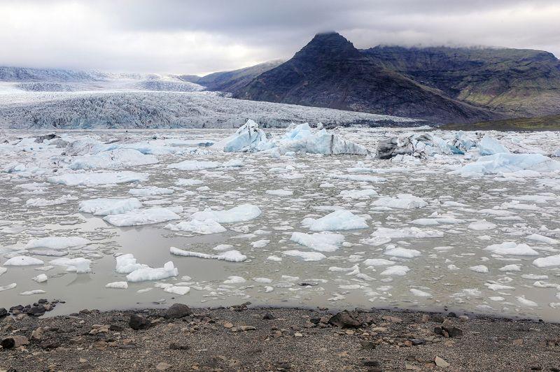 пейзаж, путешествие, ледник, айсберги, исландия, iceland, travel, landscape, glacier У ледникаphoto preview