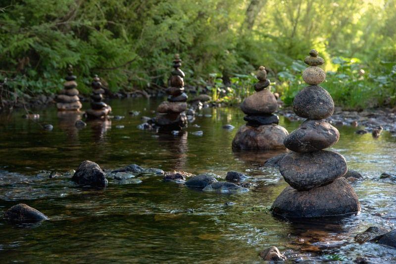 #way #stones #river #summer #landscape #creek #water #tranquility #altai #tigirek #путь #пейзаж #вода #ручей #река #одухотворенность #камни #заповедник #тигирек #природа #алтай #алтайскийкрай #лето #прохлада Путьphoto preview