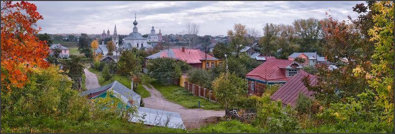 суздаль,панорама, храм, город,пейзаж ****photo preview