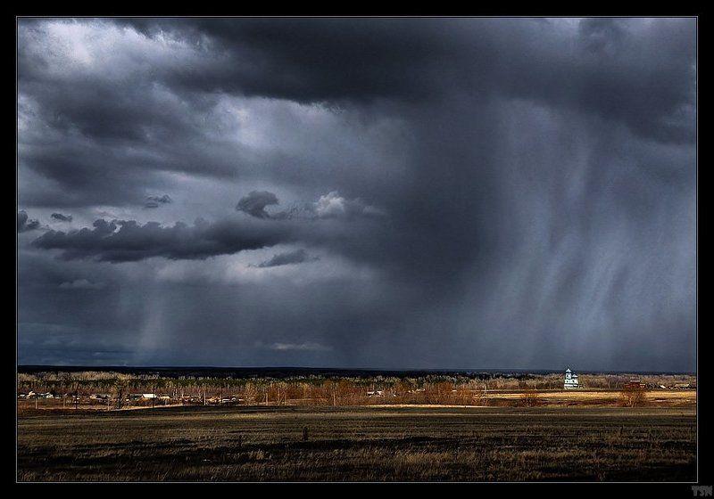 весенние дождиphoto preview