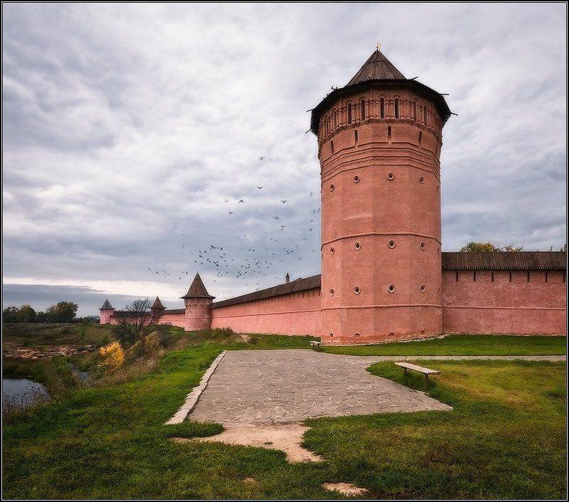 монастырь, суздаль, обитель Спасо-Ефимьева обитель...photo preview