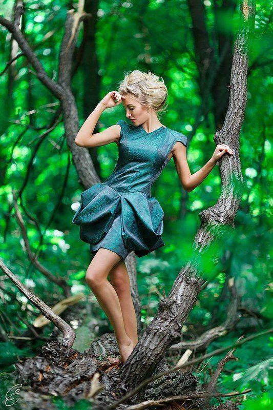 fashion, елена любимова Нимфаphoto preview