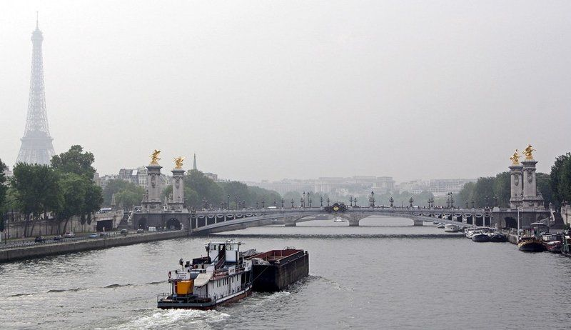 париж, эйфелева башня, мост Parisphoto preview