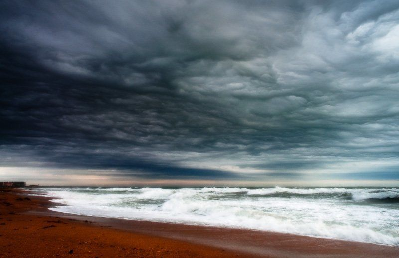 шторм, море, крым photo preview