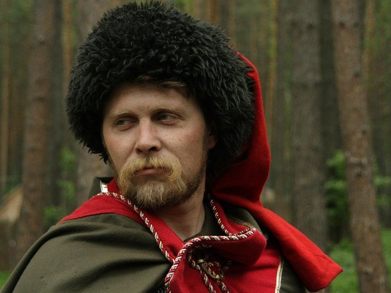 сибирь, казаки Сибирь.photo preview