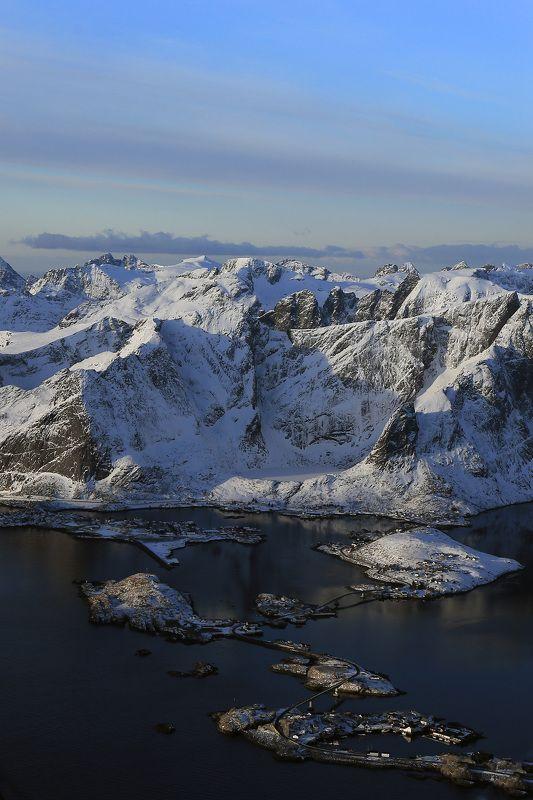 путешествие, норвегия, пейзаж, norway, lofoten, travel Way to Lofotenphoto preview