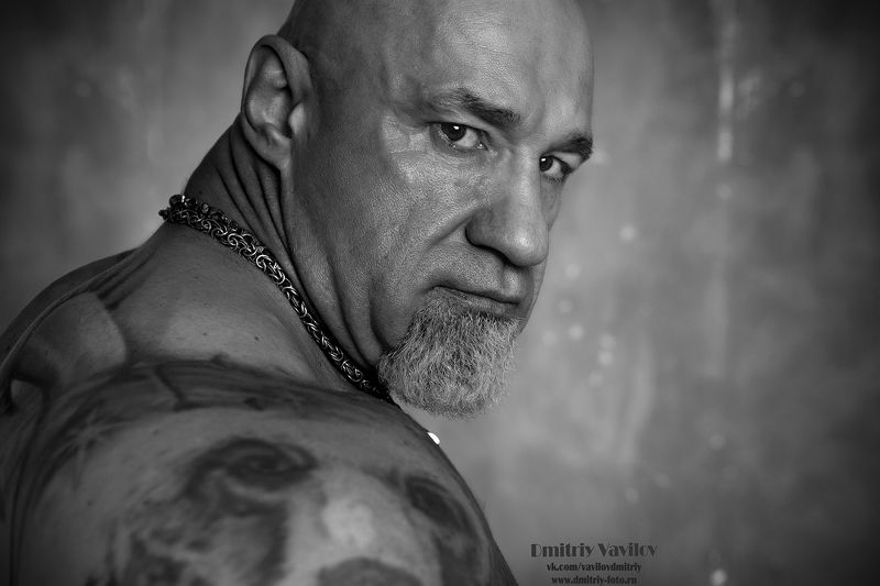 art_vavilov, portret Сергейphoto preview