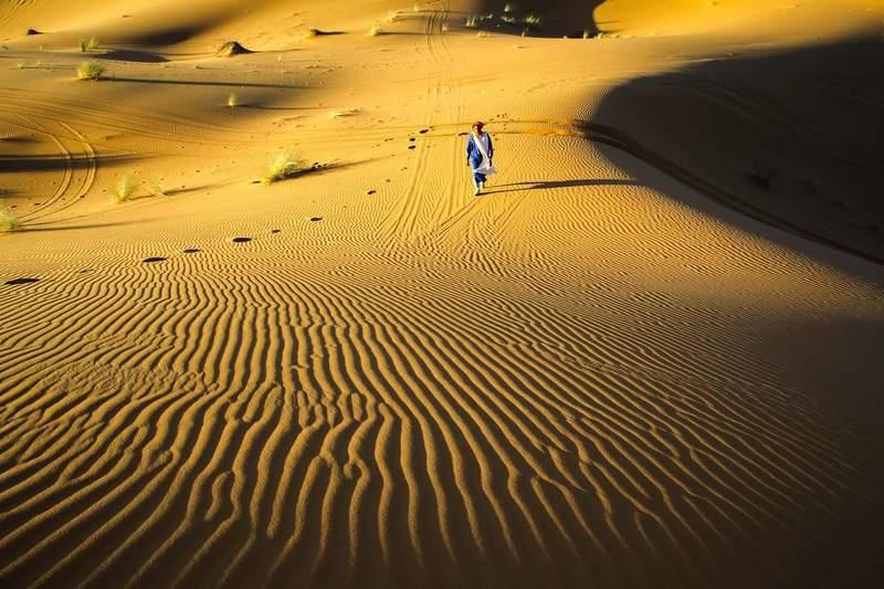 Merzouga, Sahara Desert - Moroccophoto preview