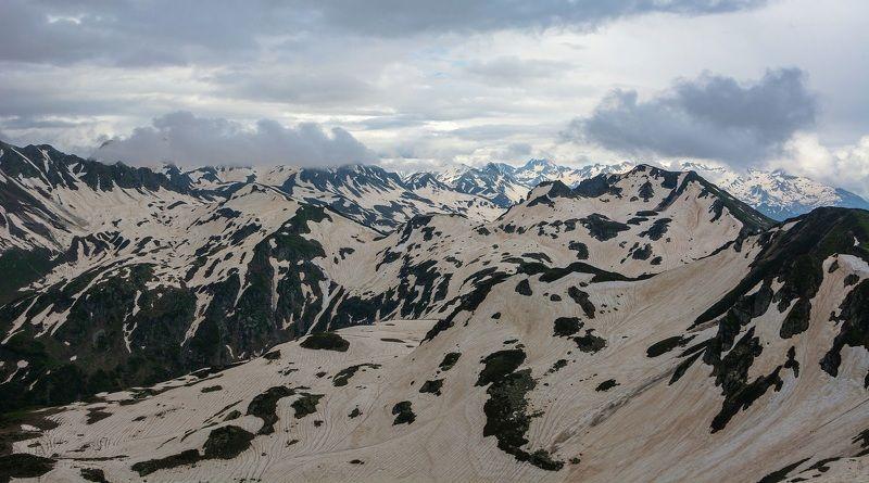 Июнь в горах Абхазииphoto preview