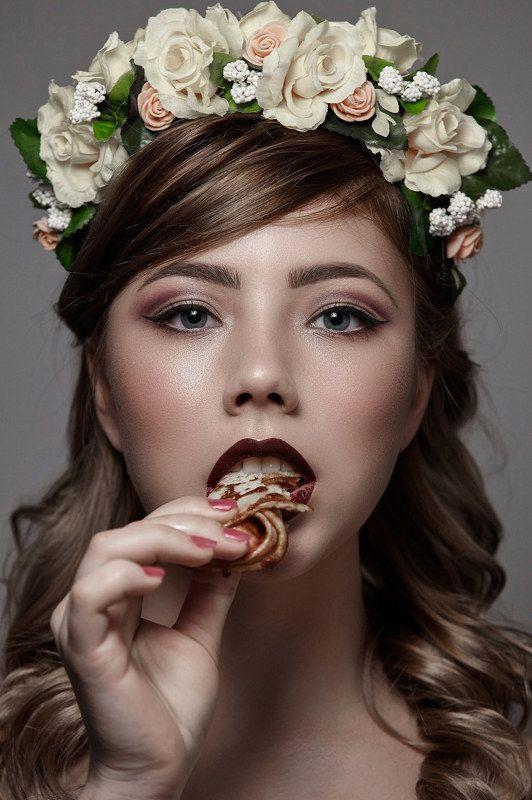 portrait girl model russia портрет девушка модель россия Unphoto preview