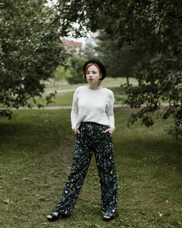 portrait,nikon,girl,redhair,рыжая,портрет Valeriaphoto preview