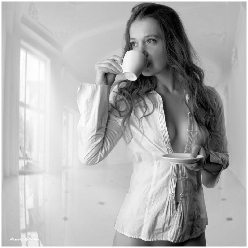 Утренний кофе...photo preview