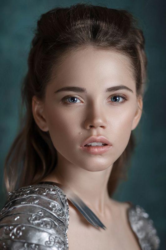 портрет арт art девушка красота модель portrait Valkiriaphoto preview