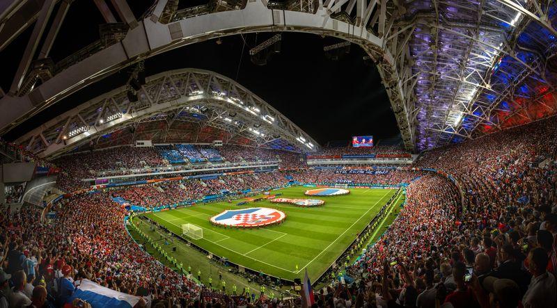 спорт, футбол, архитектура Колизей.2018photo preview