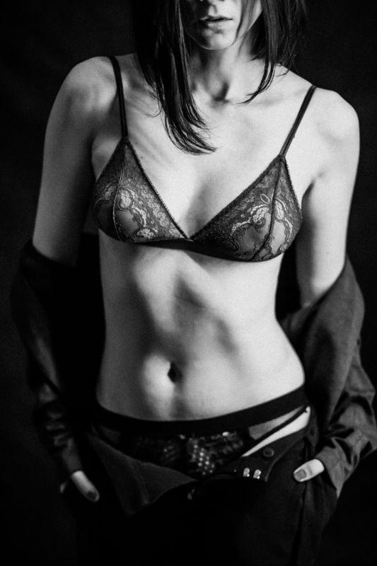 ню, девушка, чб, черно белая, фотограф воронеж, nude, эротика -photo preview
