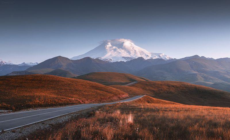 эльбрус, джилы су, приэльбрусье, горы, кавказ, дорога Эльбрус фото превью
