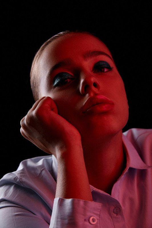 portrait, girl, model, портрет, девушка, модель, россия, russia Sofyphoto preview