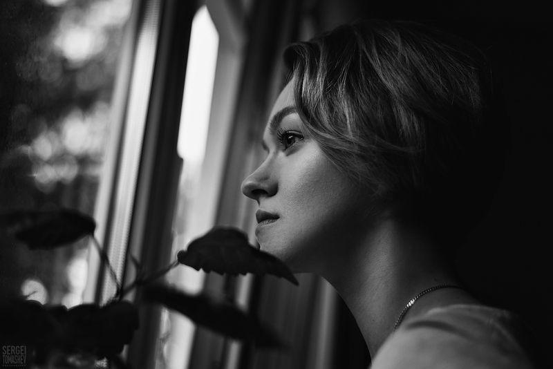 портрет, лето, модель Марианнаphoto preview