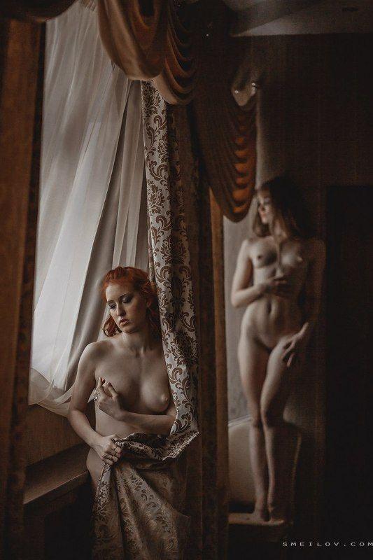 ню, девушка, фотограф воронеж, nude, эротика -photo preview