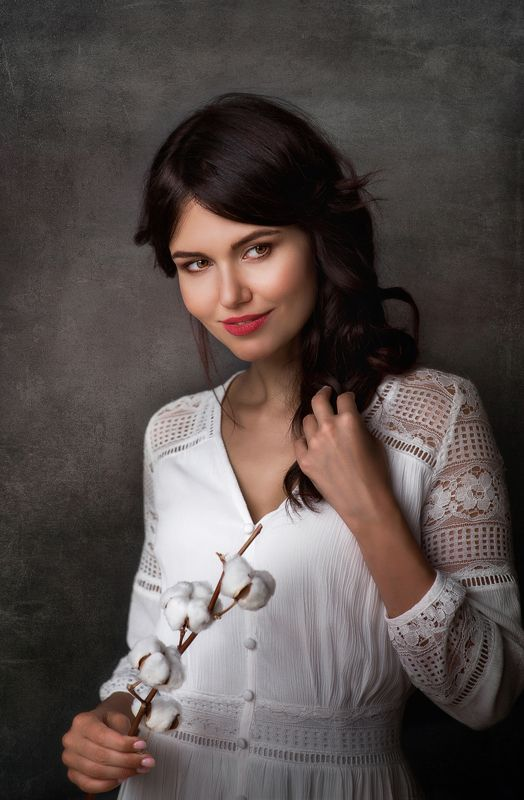 портрет; свет Аллаphoto preview