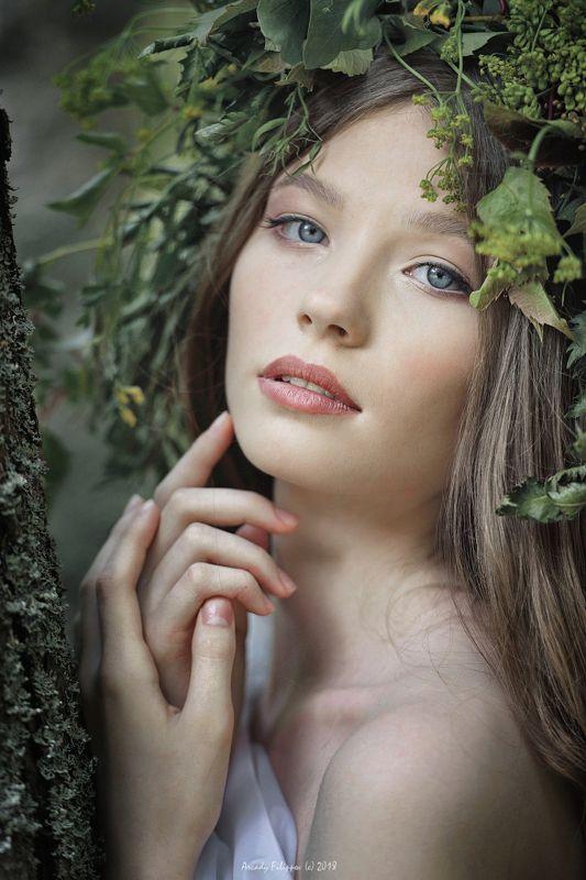 Нимфа лесаphoto preview