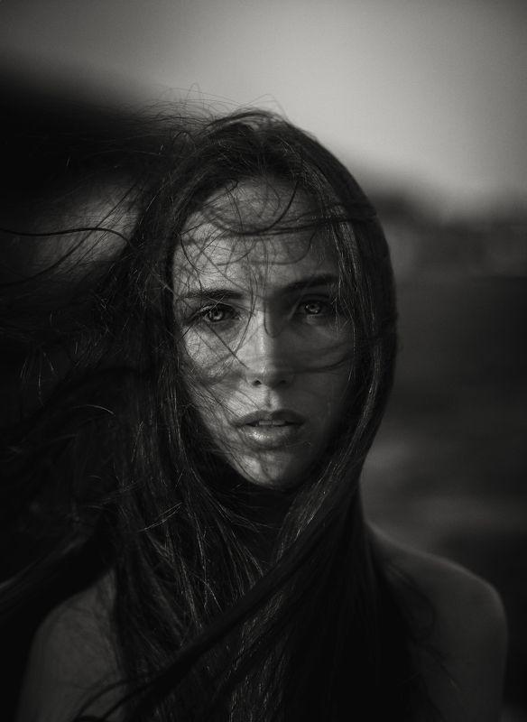девушка,жанр,портрет,фотография,модель,арт,portrait,photography, middle,nature,soul,свет,girl,Canon 85 mm, woman,monochome,гламур Mashaphoto preview