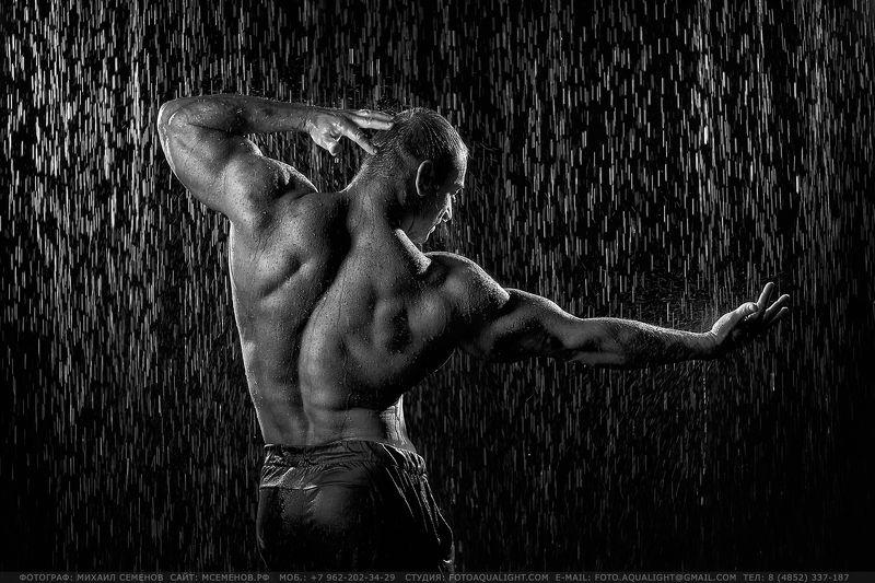 МихаилСеменов, фитнес, спорт, чемпион, фотосессия, man, поддождем, лофтярославль, yarloftfitness, aquaphotoshot, аквафотосессия AquaSportphoto preview