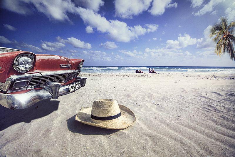 Varadero,HAVANA,CAR, CUBA Varaderophoto preview