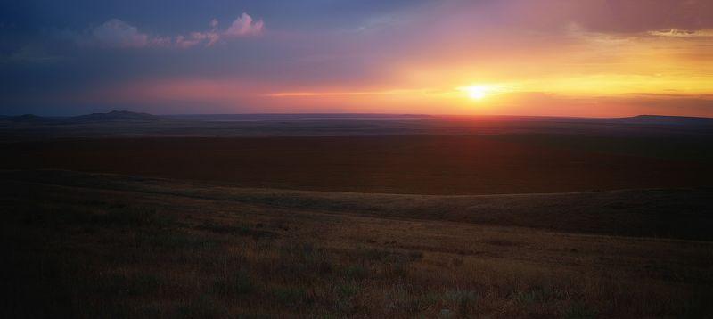 крым, опук, заповедник, закат, sony alpha, пейзаж ***photo preview