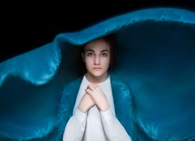 #hasantorabi, #portrait, #fineart, #conceptual, #photography, #digitalpainting waterphoto preview