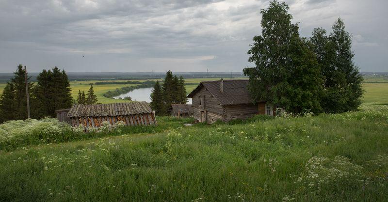 На Ижме реке.photo preview
