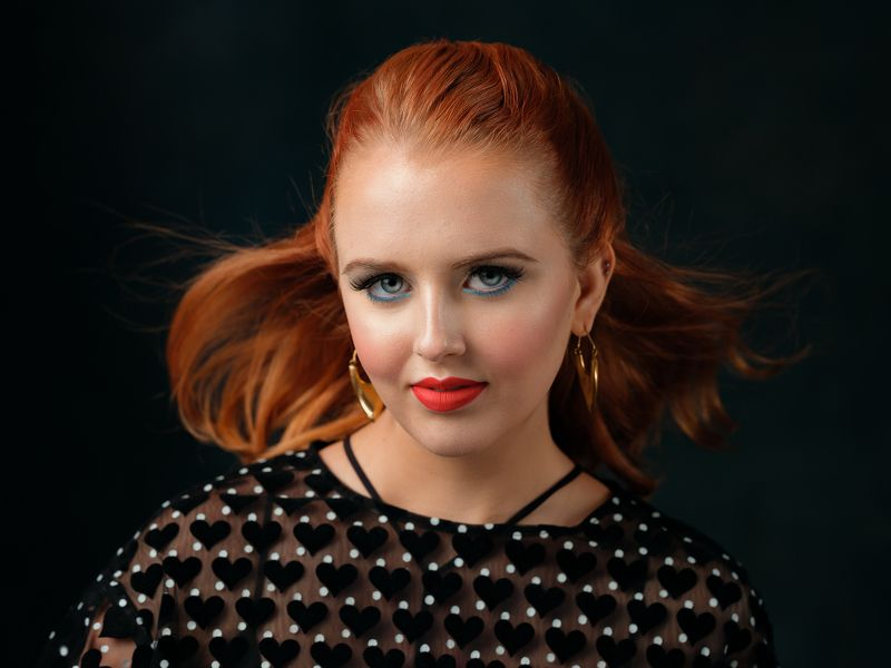 beauty, portrait, girl, young, female, redhead Samphoto preview