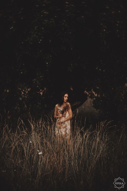 portaiture, female, model, evening, golden  hour,  портрет, женщины, вечер Evelinaphoto preview