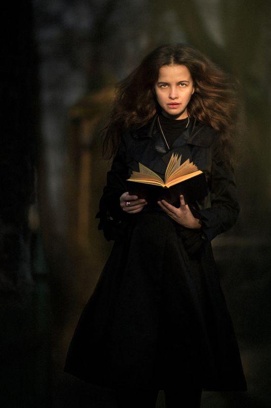 spell book, witch, under her spell, magic, ведунья, чернокнижник, магия, Чернокнижницаphoto preview