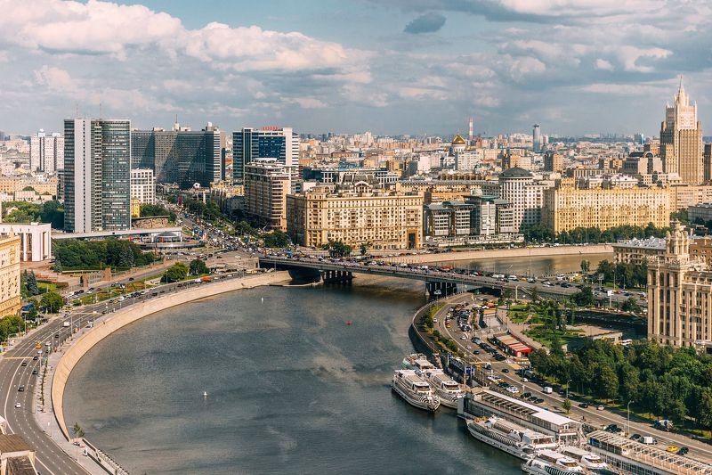 Кусочек Москвыphoto preview