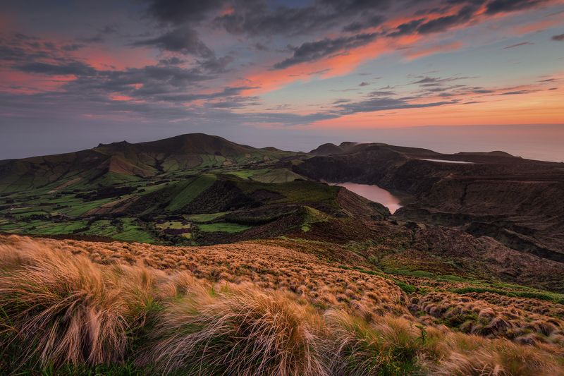 Flores,Island, Azores, Portugal, Europe, Ocean, Atlantic, Sunset, Landscape, Nikon, D810, Hugo, Só, HugoSó,  Etherealphoto preview