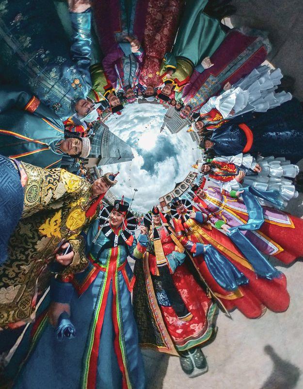 mongolia, Mongolian Nationphoto preview