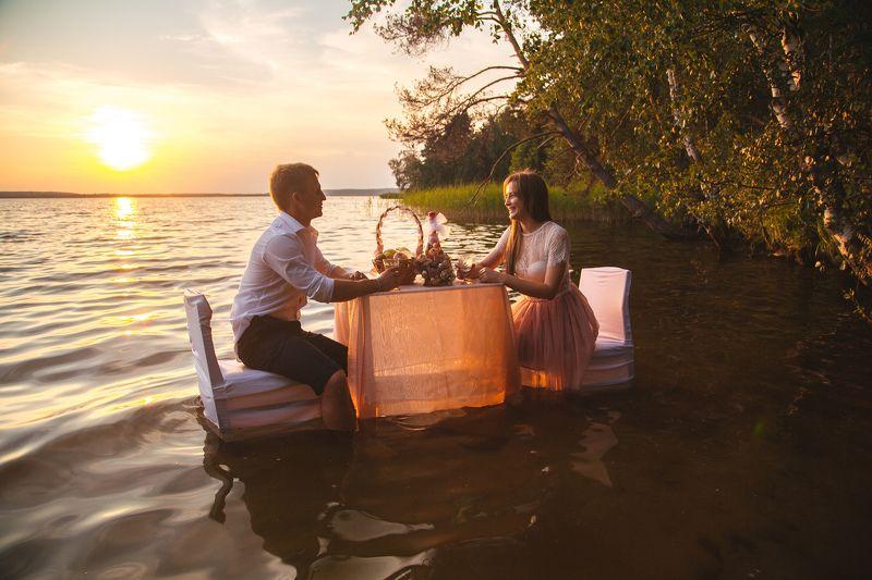 Пикник на озереphoto preview