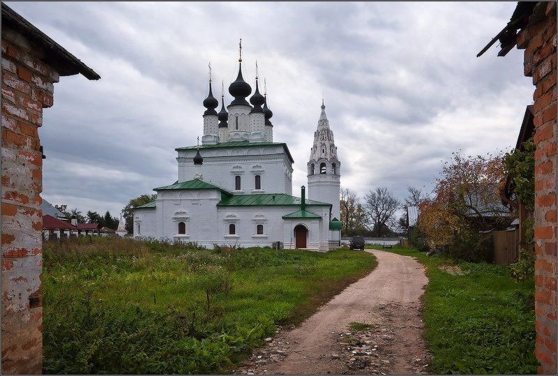 монастырь, суздаль photo preview