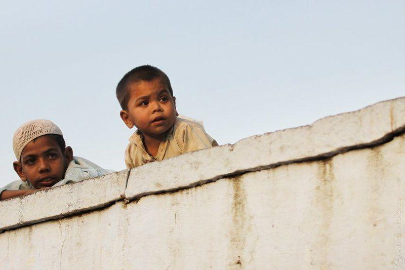 ребёнок, дети, индия, бедность, счастье, улыбки photo preview