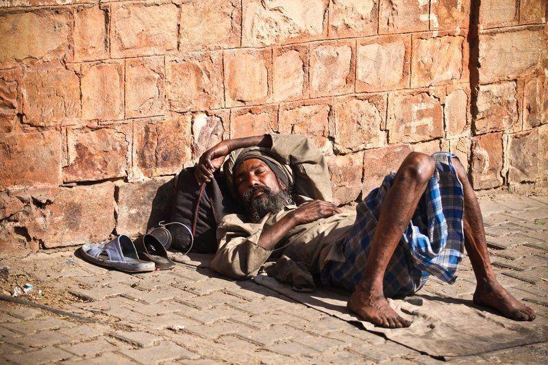 dream, india, street, сон, индия, улица, странник, бродяга, мудрец photo preview