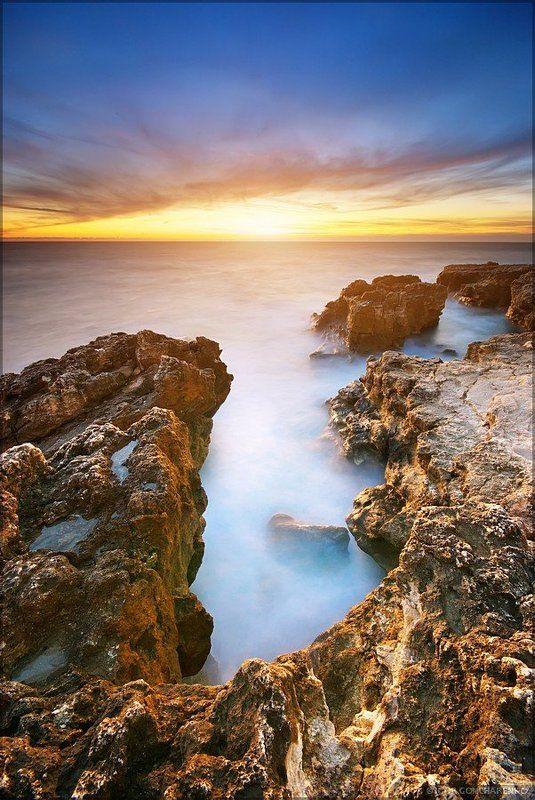 море, , закат, крым, пейзаж photo preview