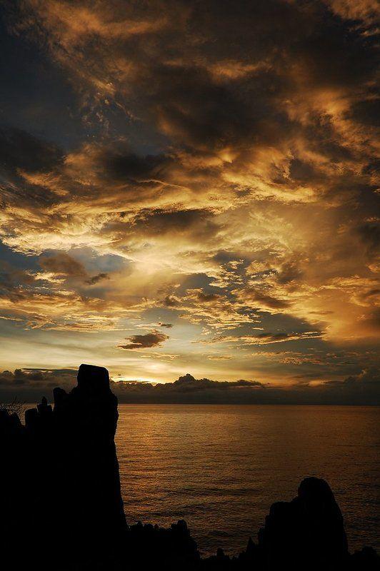 таиланд, море, закат Закатphoto preview