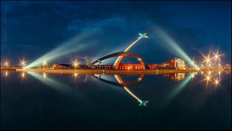 Мемориал защитникам неба отечестваphoto preview