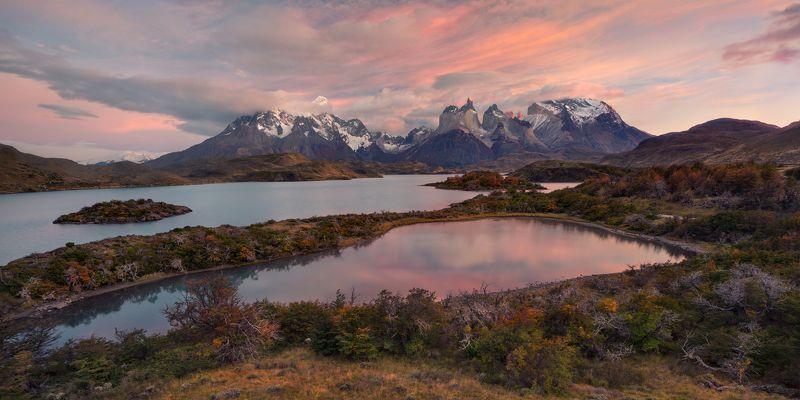 sv-phototravel.com, чили, патагония, торрес дель пайне Классика Чилийской Патагонииphoto preview