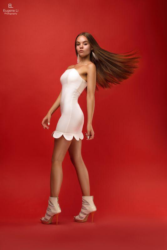 девушка, портрет Fashionphoto preview