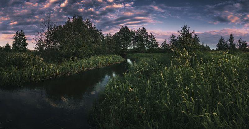 панорама, лето ***photo preview