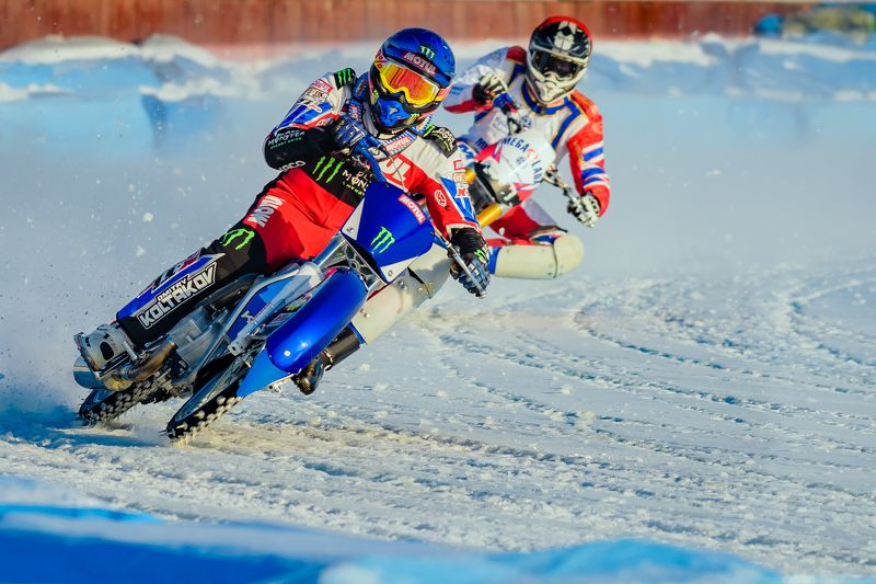 ICESPEEDWAY  SPEEDWAY RUSSIA ICE SPEEDWAY RUSSIAphoto preview